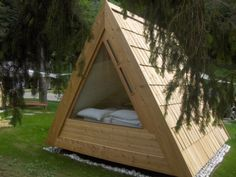 Glamping Bled, eco village, in Slovenia