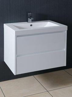 galloway 600mm wall hung vanity unit and basin gloss white furniture aquabliss 298 bathroom ideasvanity