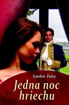 Po románe Diabol sa žení je tu ďalšia skvostná romanca Gaelen Foley o členoch rodu Knightovcov. Viac: http://www.bux.sk/knihy/252026-jedna-noc-hriechu.html