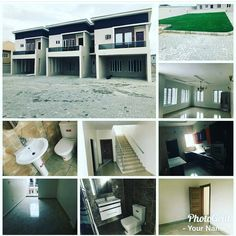 affordable luxury properties FOR SALE:- BRAND NEW AND BEAUTIFUL 3 BEDROOM TERRACE DUPLEX WITH SIZABLE LIVING AREAS AND A FULLY FITTED KITCHEN IN A MINI ESTATE THAT PROVIDES 24HRS ELECTRICITY ROUND THE CLOCK SECURITY AND GREAT ROAD NETWORK. ............................. LOCATION: IKOTA LEKKI .............................. ASKING PRICE : #46M ( ONE UNIT LEFT) .............................. 08068747922 // 08167382706 #realestate #real #estate #house #housing #home #homes #finance #investment…