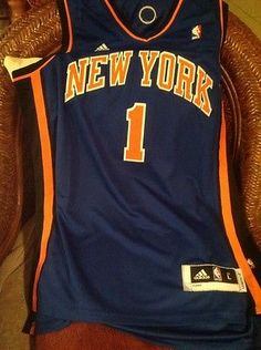 Adidas Swingman NBA Jersey Knicks Amare Stoudemire  1 Size L Lenght+2 Mens  Amar f03d884f6