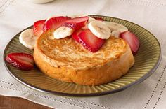 Rise 'n Shine French Toast recipe - So so good - I love this!