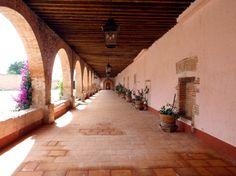 Hacienda Xalostoc, Tlaxcala, México