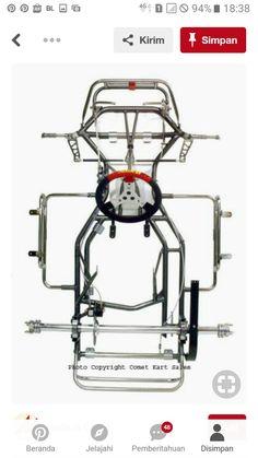 Atv Accessories To Make That Next Flight Memorable – The Towing Guide Build A Go Kart, Diy Go Kart, Karting, Go Kart Designs, E Quad, Go Kart Kits, Go Kart Frame, Homemade Go Kart, Go Kart Buggy