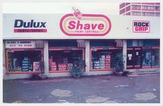 Our History - Shave Paint & Decor - Shaves Paint + Decor Shaving, South Africa, Neon Signs, Memories, History, Painting, Decor, Memoirs, Souvenirs