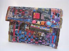 billetera reciclada