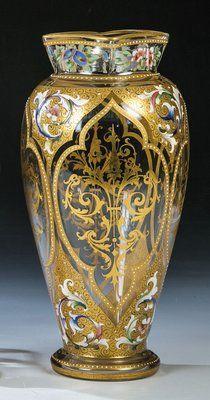 L.Pánková - L.Moser-umělecké sklo-Karlovy Vary 1885