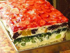 Domowe ciasta i obiady: Ciasto Beatka