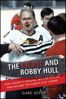 """The Guy Who Reviews Sports Books: Review of """"The Devil and Bobby Hull"""""""