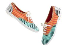 Keds For Madewell. Saw these in the store...a little wackier than I would usually go but there is just something I really like about these.