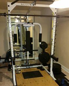 Great workout 4am -5am #bodysolid by underground_gym