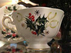 Royal Albert Christmas teacup