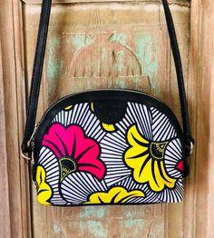 Ethnic Bag, Round Bag, Fuchsia, Make A Gift, Printed Bags, Hobo Bag, Saddle Bags, Gifts For Women, Christmas Gifts