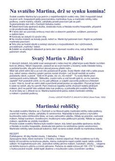 sv. martin na bílém koni - Hledat Googlem