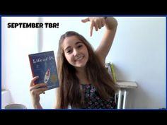September TBR!