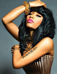 Nicki Minaj, as insanely beautiful as she is batshit crazy Beats By, Britney Spears, Black Is Beautiful, Beautiful People, Beautiful Women, Taylor Swift, Nicki Minaji, Nicki Minaj Pictures, Trinidad Y Tobago