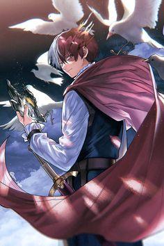 M Anime, Hot Anime Boy, Cute Anime Guys, Anime Art, My Hero Academia Shouto, My Hero Academia Episodes, Hero Academia Characters, Anime Wallpaper Phone, Hero Wallpaper