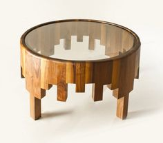 Walnut Coffee Table from Adam Ashworth Woodwork : Furniture