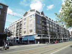 Industriegebouw Goudsesingel, Rotterdam | Kennis- en projectenbank herbestemming