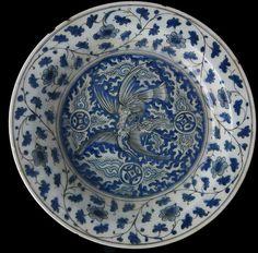 dish from 16th century Iran