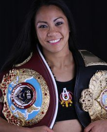 """New York - Filipina boxing and Mixed Martial Arts (MMA) superstar Ana """"The Hurricane"""" Julaton will be one of the invited guests of this year..."""