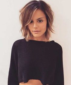 25  Cute Short Hair | http://www.short-hairstyles.co/25-cute-short-hair.html