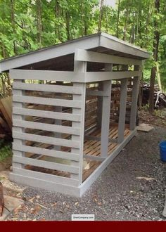Gambrel Style Storage Shed Plans and PICS of Garden Shed Plans Fine Homebuilding. - Gambrel Style Storage Shed Plans and PICS of Garden Shed Plans Fine Homebuilding. Diy Storage Shed Plans, Storage Shed Organization, Wood Storage Sheds, Wood Shed Plans, Barn Plans, Storage Ideas, Workshop Storage, Diy Storage Projects, Pallet Storage