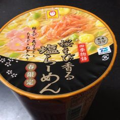 東洋水産 桜えび香る塩らーめん