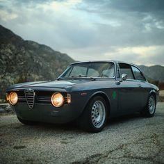 Alfa Romeo GTV Quadrifoglio