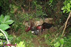 UNAIENSES: SALINAS-MG - Homem rouba moto e sofre acidente dur...