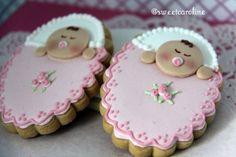 cute baby cookies, galletas bebé, galletas para nuevas mamás