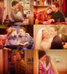 Corey and Topanga- if they couldn't make it work, there is no such thing as true love!