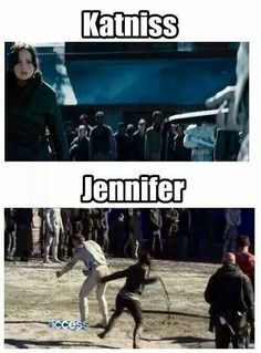 Katniss vs Jennifer