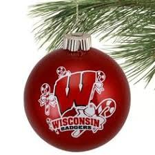 Image result for wisconsin badgers christmas