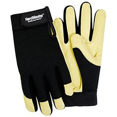 Magid Glove PGP07TL Durable Grain Pigskin Leather Palm Glove Large RMG4H4E54 E4R46T32539884 * Read more reviews of the product by visiting the link on the image. (This is an affiliate link)