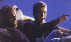 Star Wars: Attack of the Clones | Behind the Scenes - Ewan McGregor & Hayden Christensen