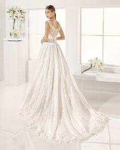GAVINA Vestido de Alma Novia 2017