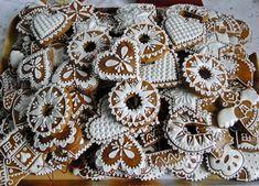 Royal Icing, Biscotti, Sugar Cookies, Christmas Cookies, Gingerbread, Album, Baking, Cookies, Xmas
