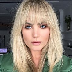 nice 45 Stunning Long Hairstyles with Bangs - Perfect for This Winter