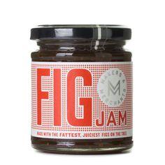 Fig Jam-amazing on sandwiches with arugula, goat cheese, mustard & ham...yum