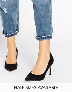ASOS+SOUTHY+Pointed+Heels