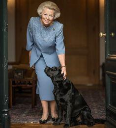 Princess Beatrix of the Netherlands celebrates her 80th birthday