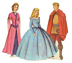 We played paper dolls for hours & hours. I had this very set of Sleeping Beauty paper dolls. Arte Disney, Disney Magic, Disney Art, Disney Pixar, Disney Characters, Sleeping Beauty Princess, Disney Sleeping Beauty, Disney Girls, Disney Love