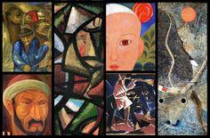 El Museu Savitsky, un gran museu d'art enmig del no res a Uzbekistan