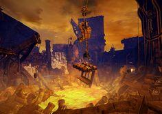 Screenshot // Guild Wars 2 // Black Citadel © 2015 ArenaNet, LLC. All rights reserved.