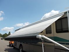 How To Tip Easiest Way to Clean an RV Awning