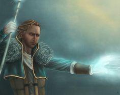 Anders Dragon Age II