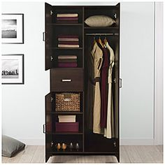 Great Ameriwood™ Storage Armoire Cabinet At Big Lots.
