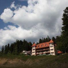 Wonderful landscape - Hotel Cumpatu Sinaia. www.haisitu.ro