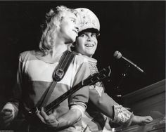 ELTON JOHN + DAVEY JOHNSTONE PHOTO 1982 UNIQUE UNRELEASED IMAGE EXCLUSIVE GEM |  | eBay!
